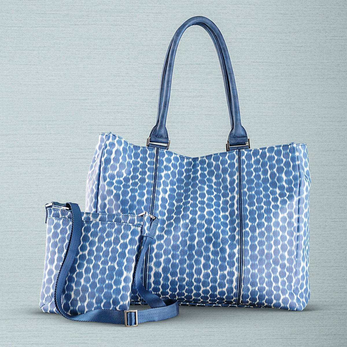 Echo Dot Tote & Crossbody