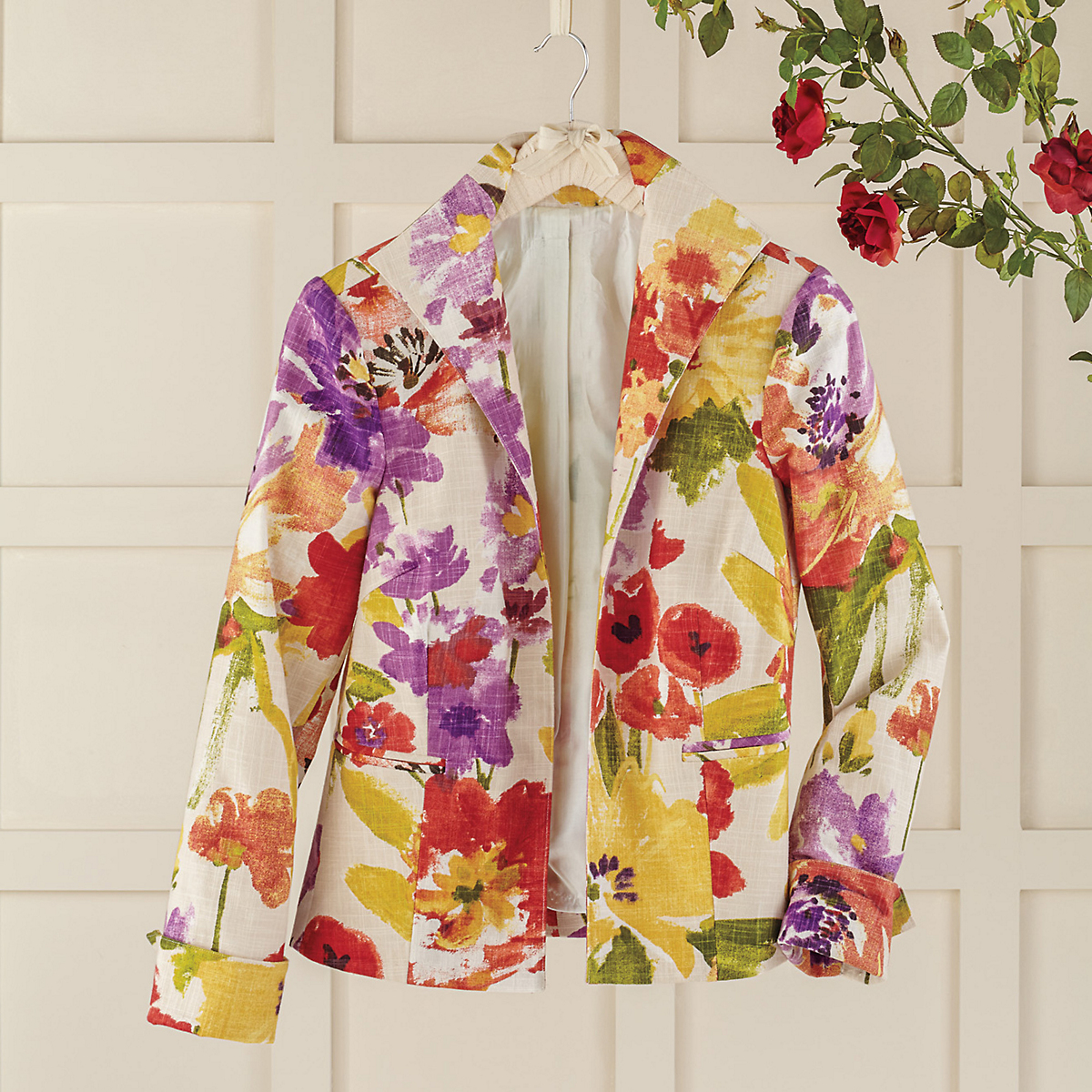 Wildflower Jacket