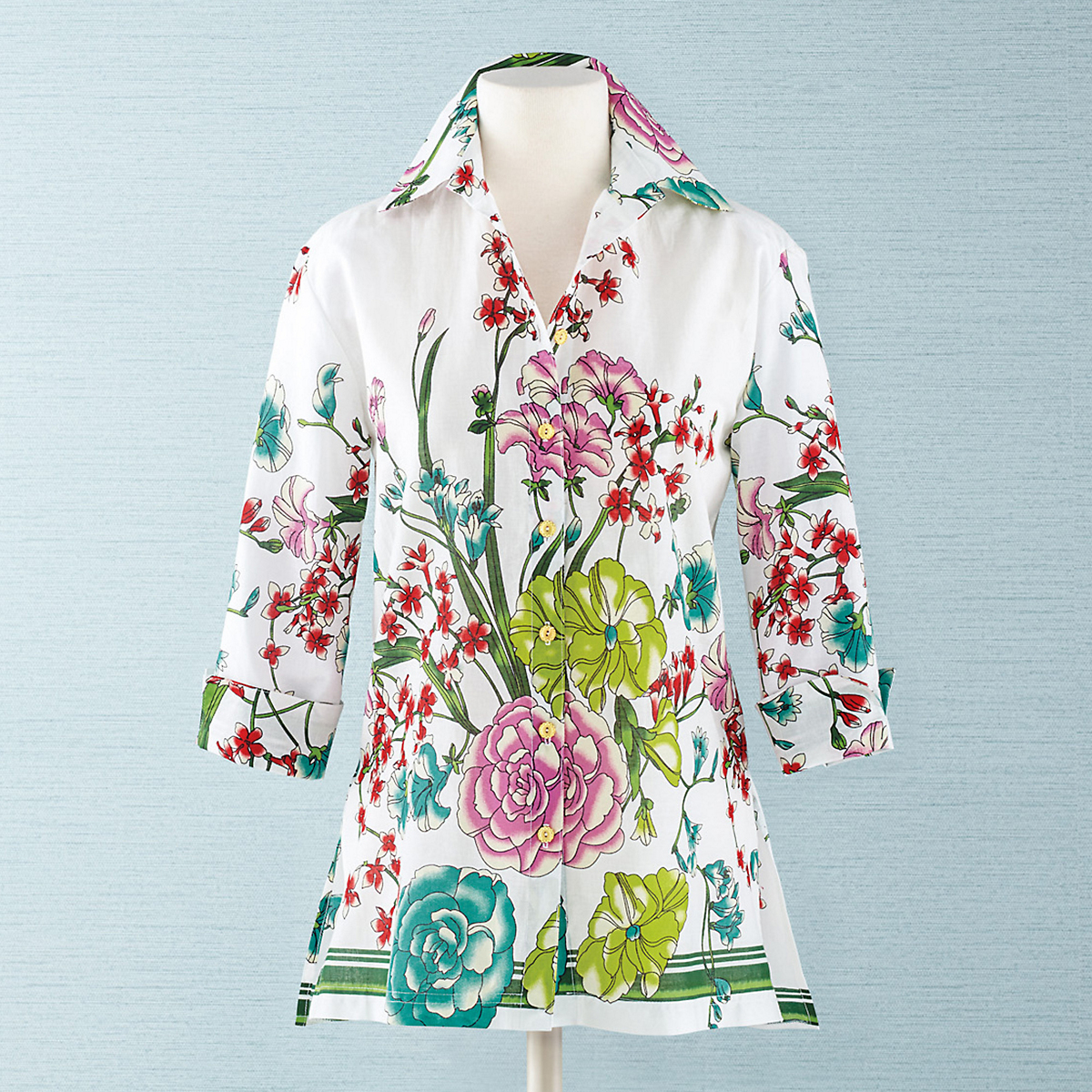 Abbey Garden Tunic