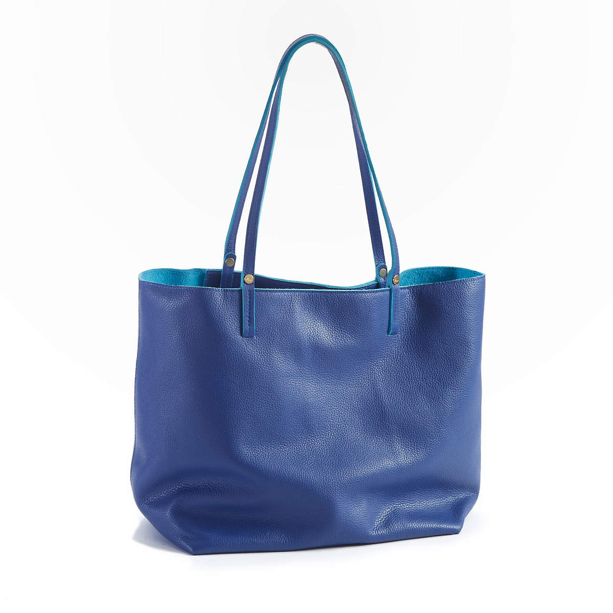 Hampton Leather Tote