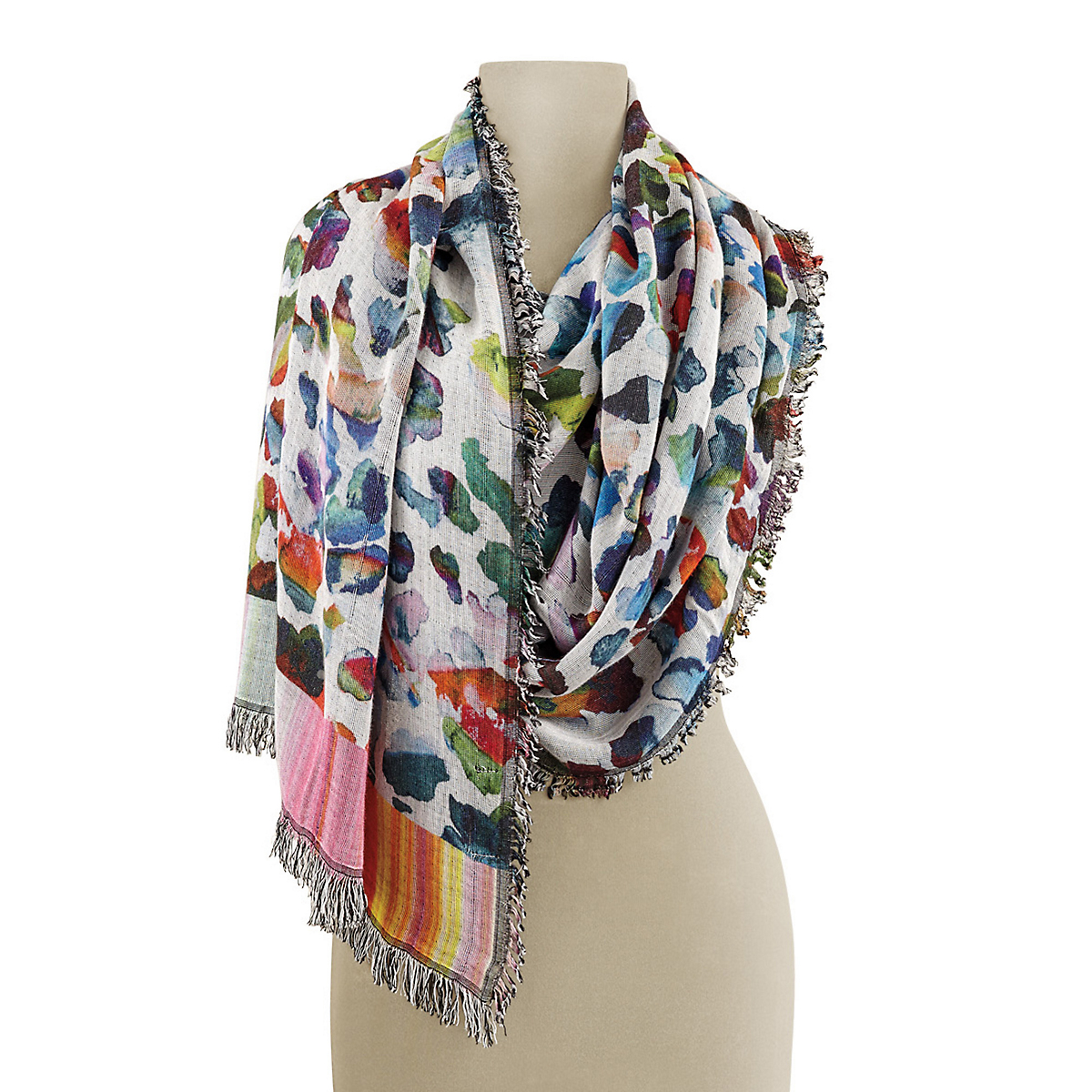 Watercolor Dream Scarf