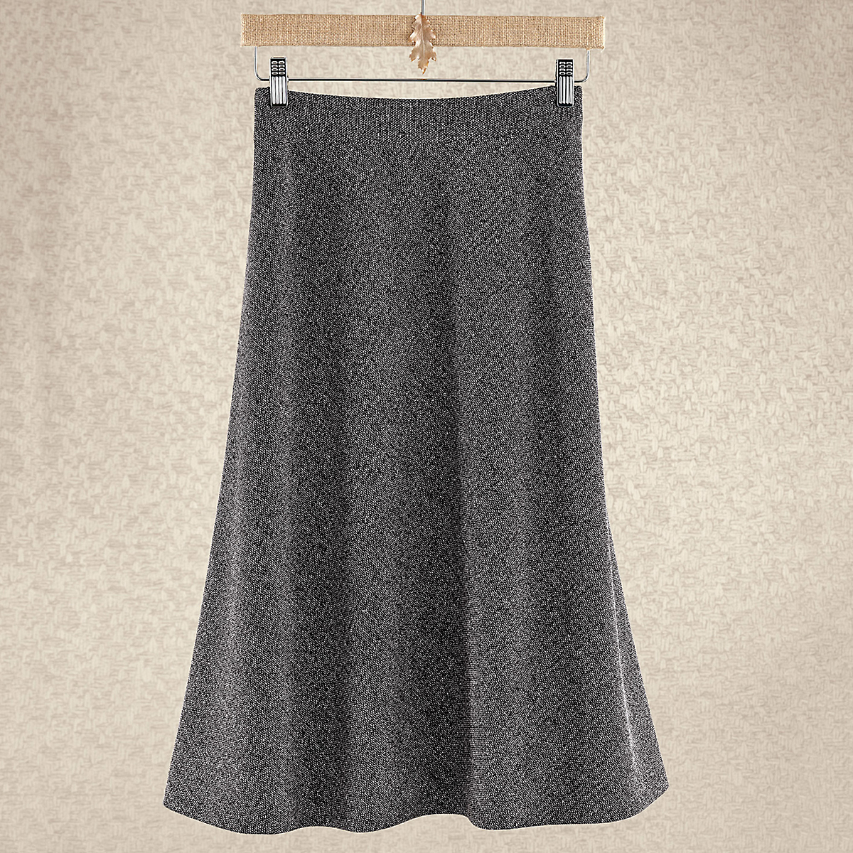 donegal tweed a line skirt gump s