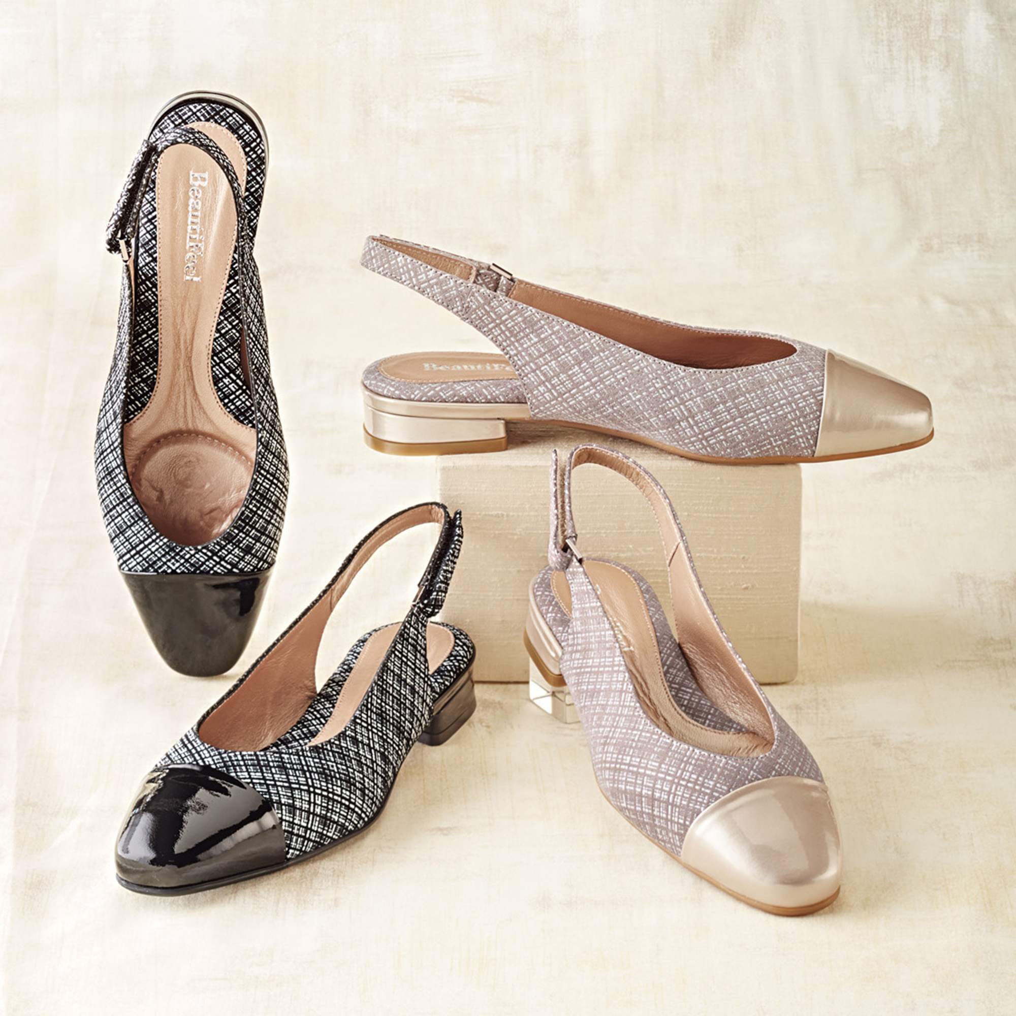Beautifeel Marta Slingbacks