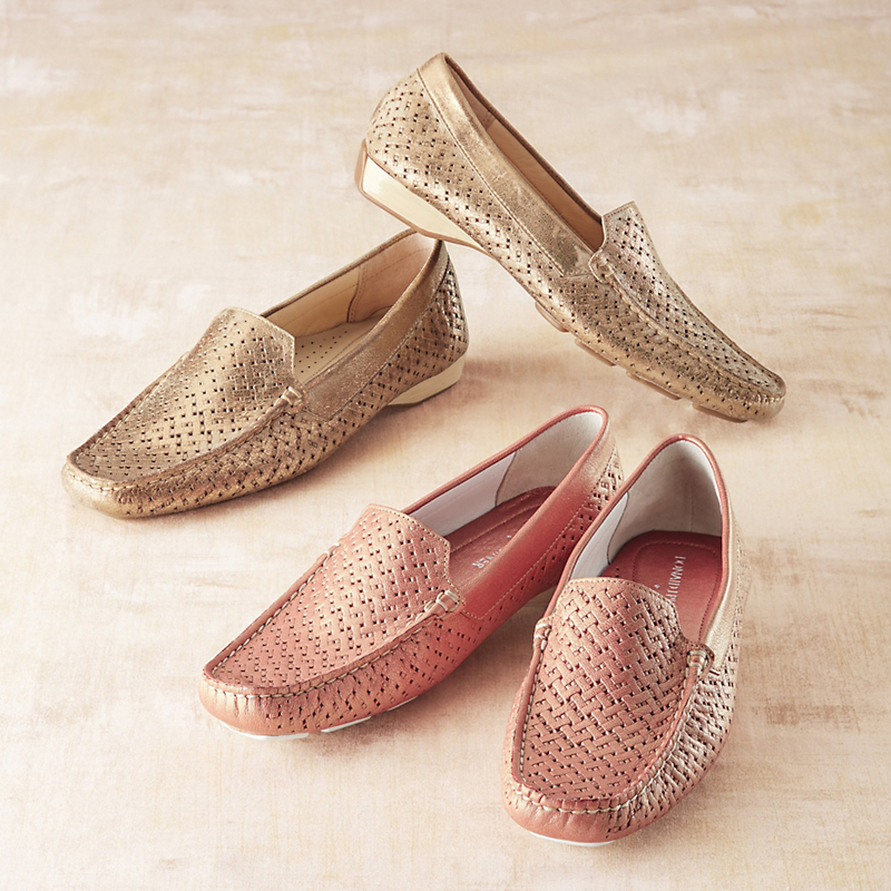 Donald J Pliner Lula Loafers