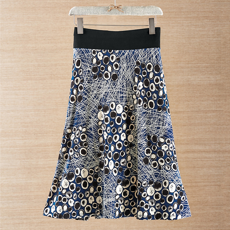Lines & Dots Skirt