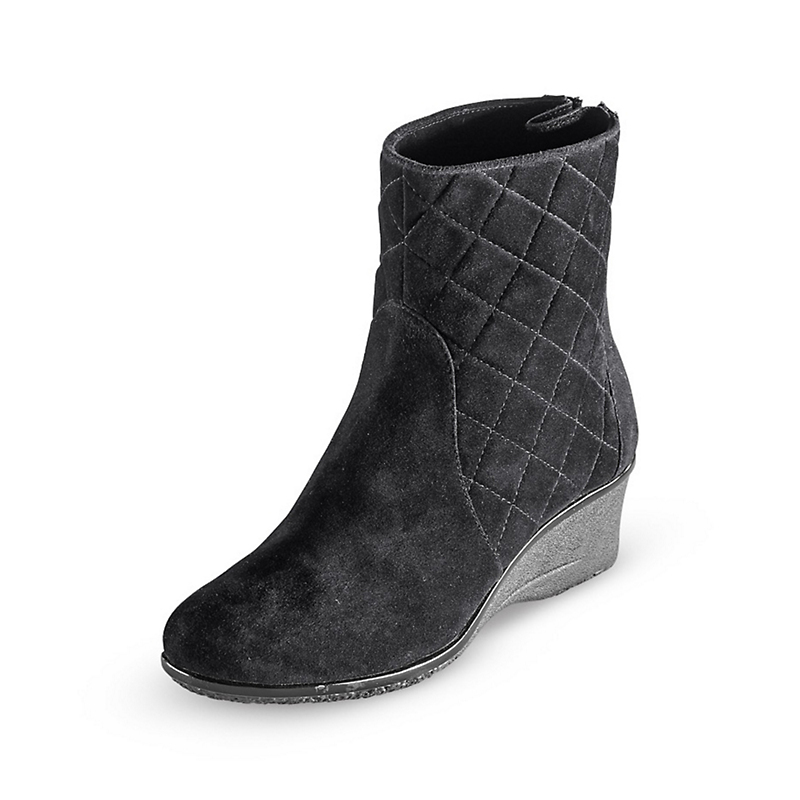 Taryn Rose Andy Quilted Booties