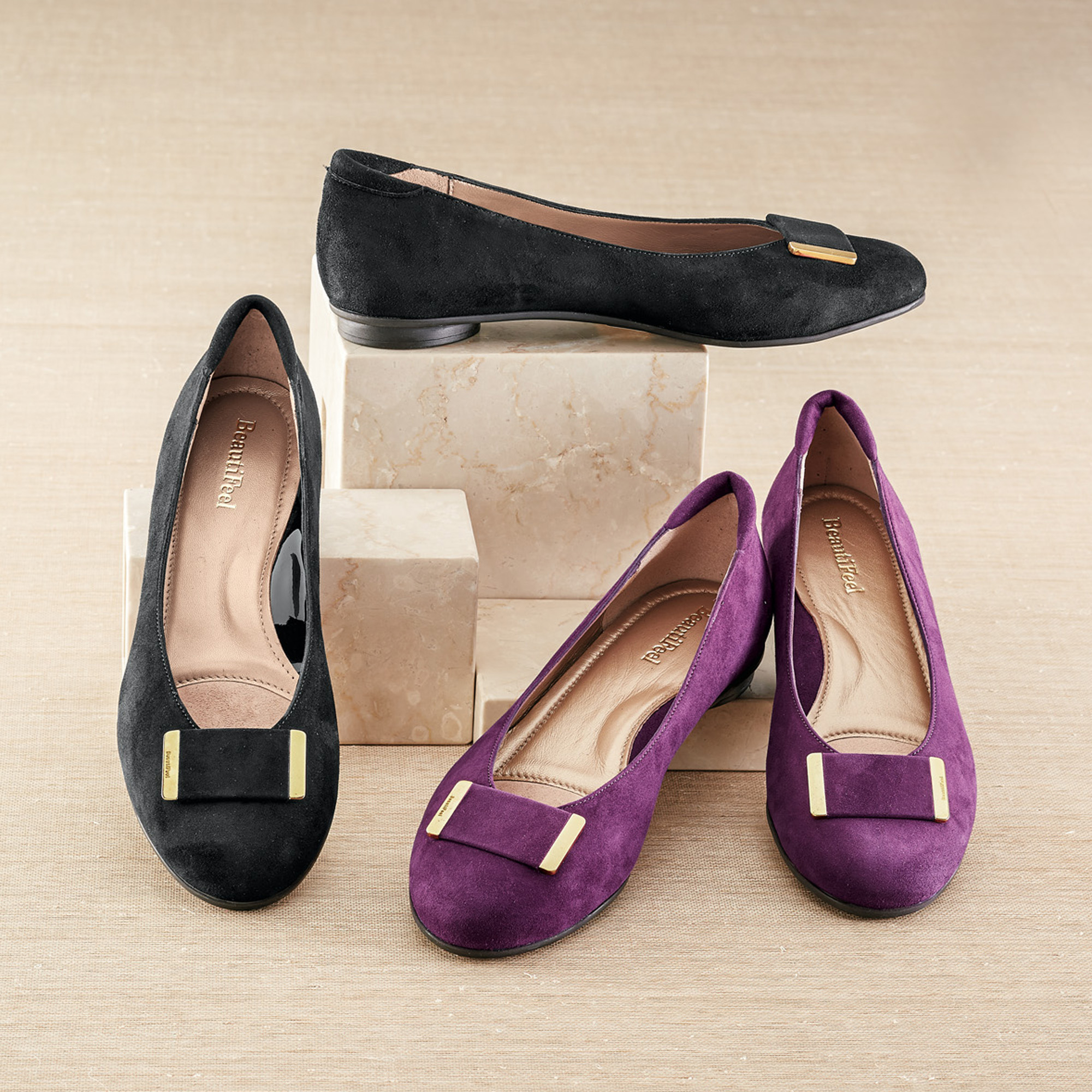 Beautifeel Franca Flats
