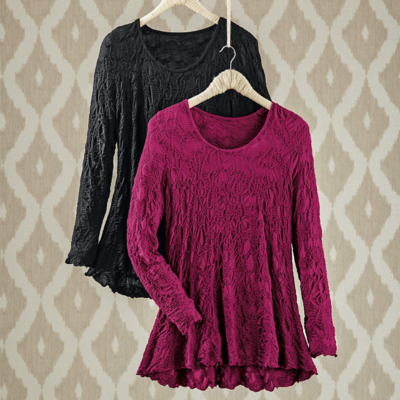 Dreamcatcher Long Sleeve Tunic