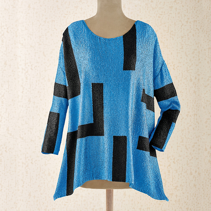 Abstract Block Tunic