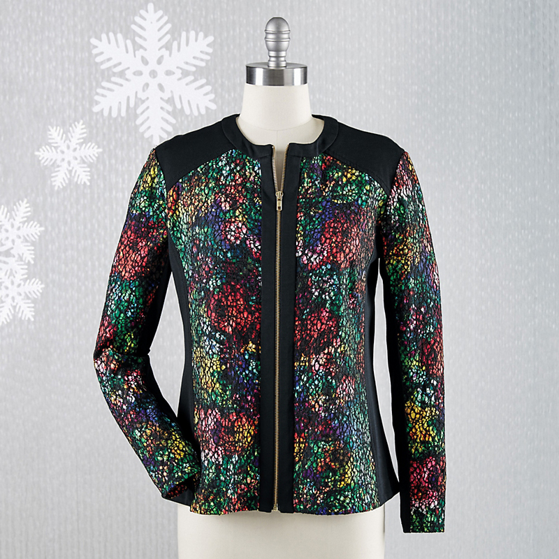 Catherine Embroidered Jacket