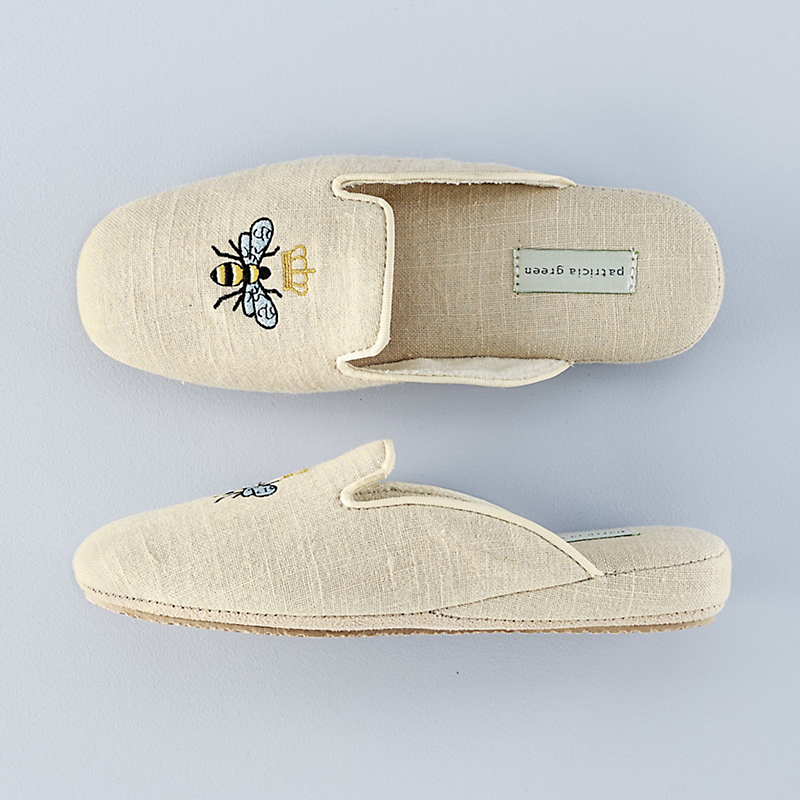 Queen Bee Slippers