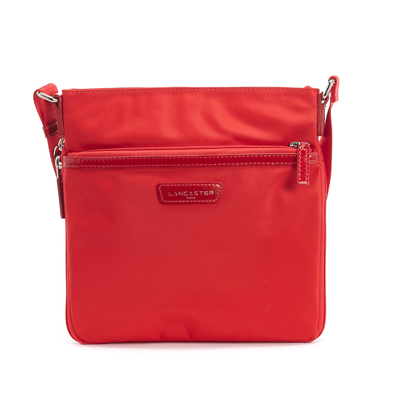 Lancaster Red Crossbody Bag