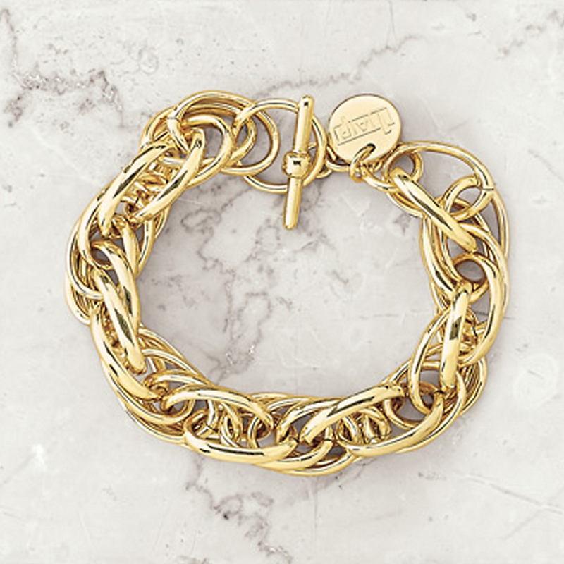 Gold Travel Bracelet