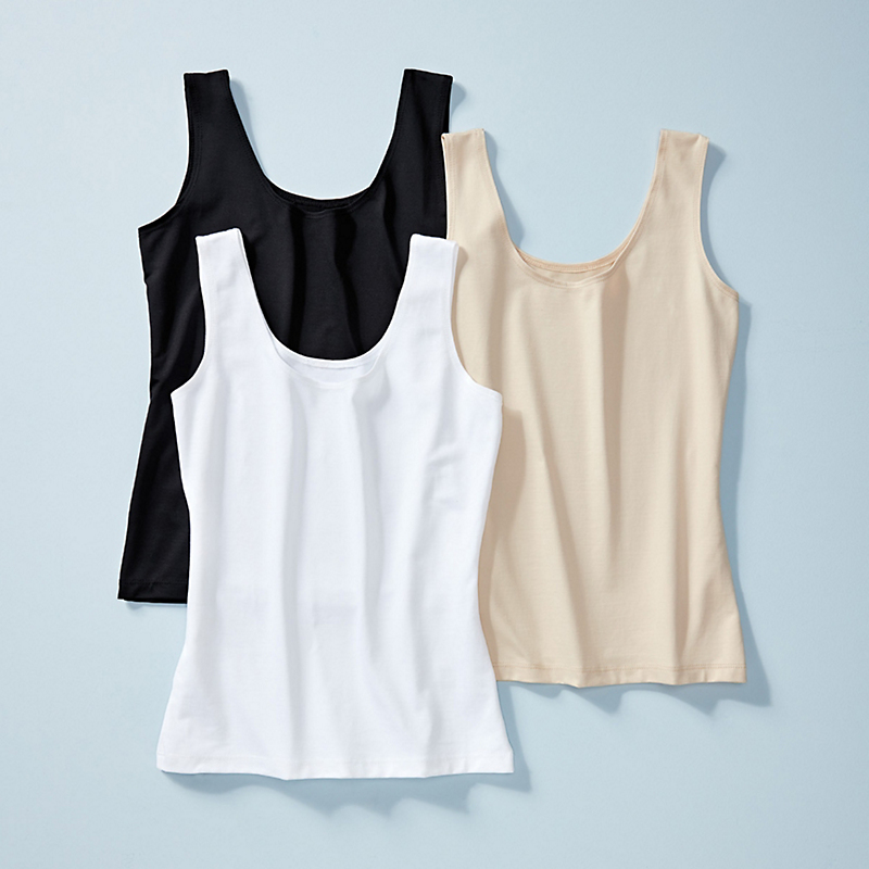 A'Nue Ligne Layering Tank