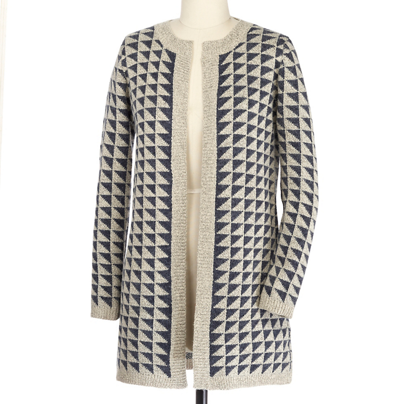 Graphic Pattern Duster