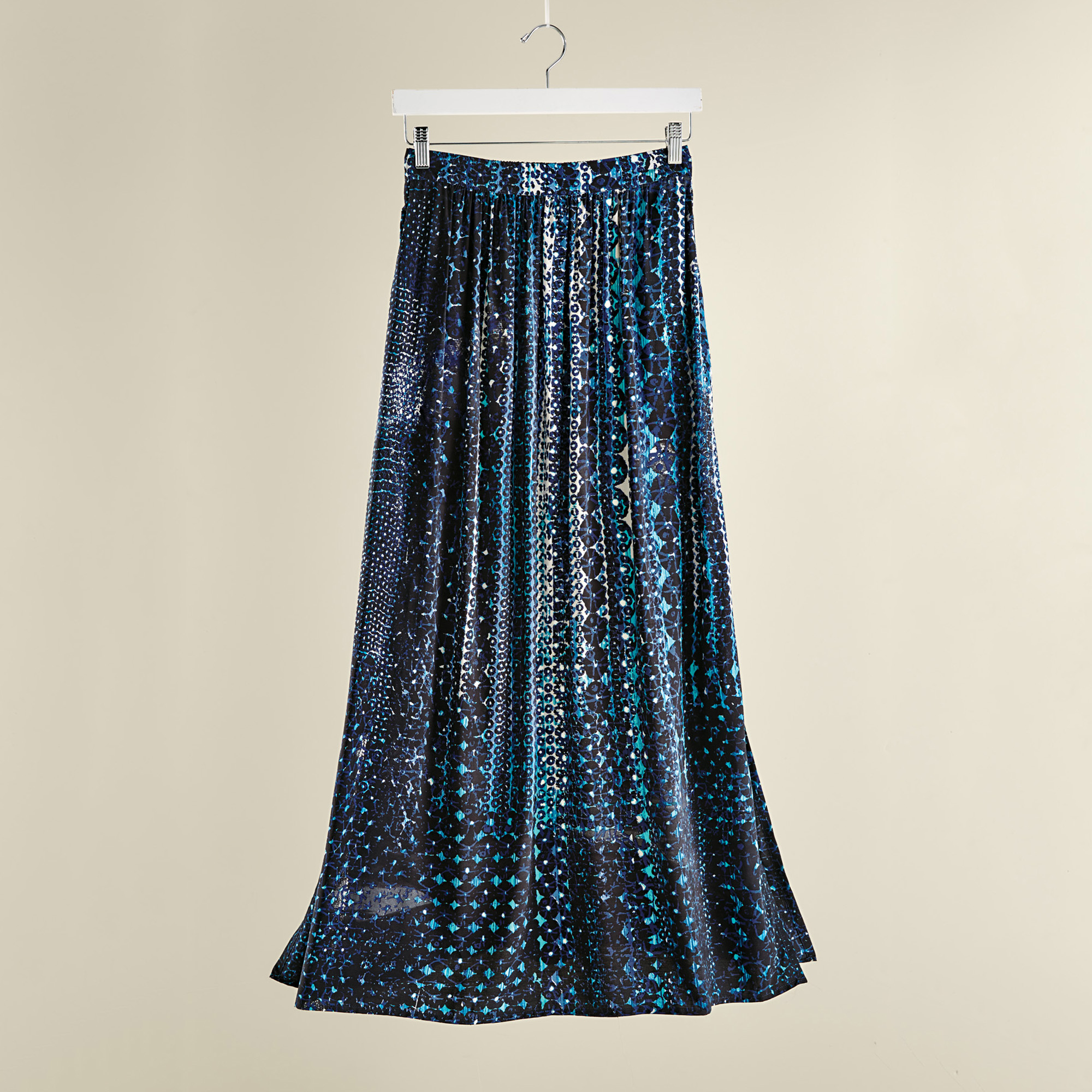 Nic + Zoe Fountain Maxi Skirt