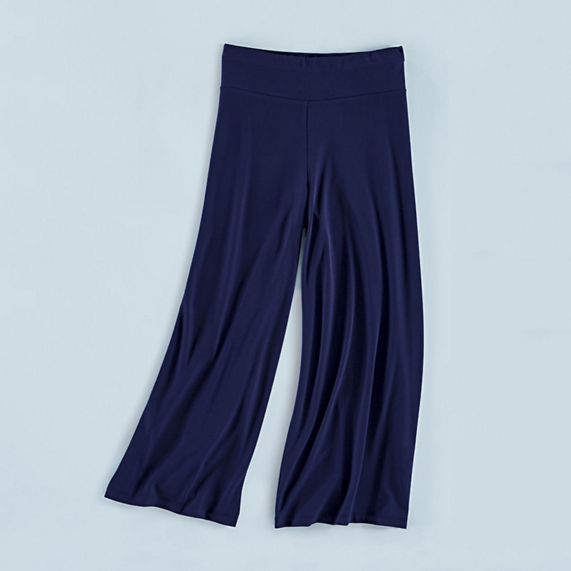 Nic + Zoe Luxe Jersey Collection Cropped Pants