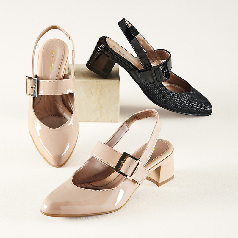 Beautifeel Maisy Slingbacks