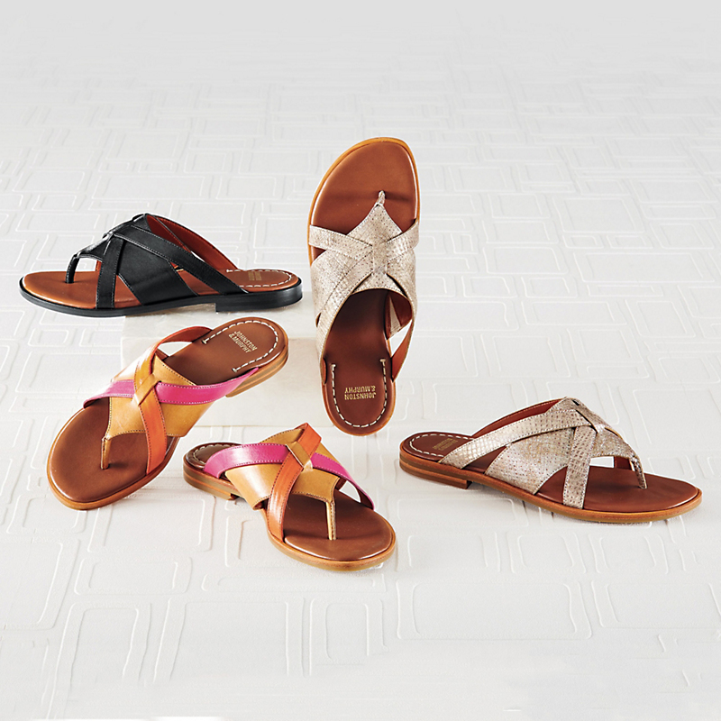 Johnston & Murphy Lynette Sandals