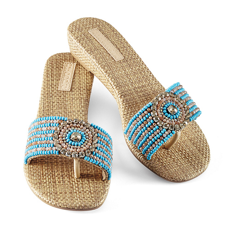 Jeweled Slides