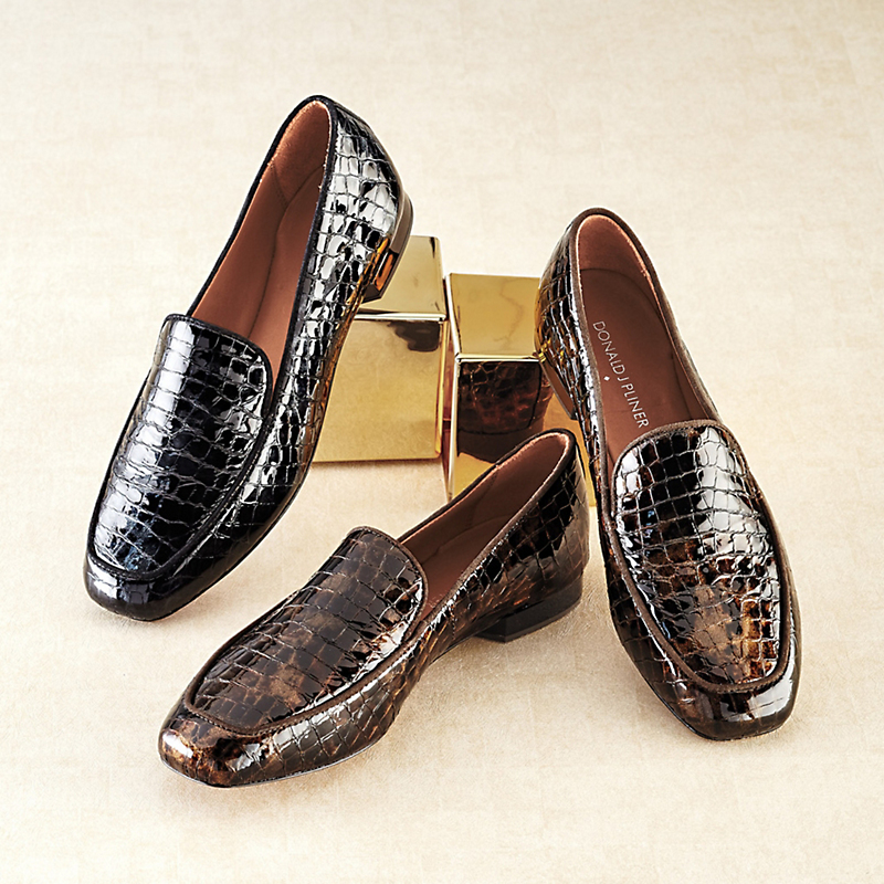 Donald J Pliner Helene Loafers