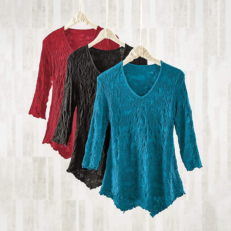 Dreamcatcher V-Neck Tunic