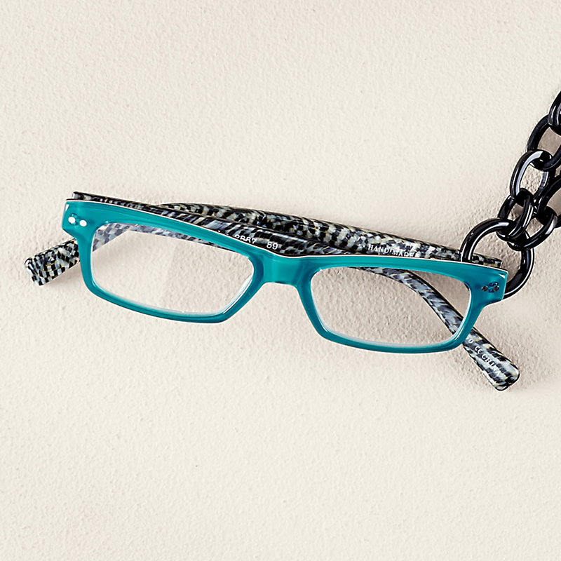 Eyebobs Readers, Teal