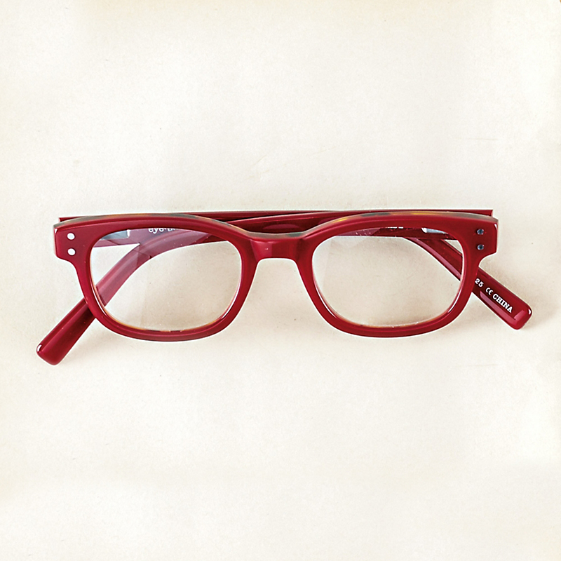Eyebobs Readers, Red