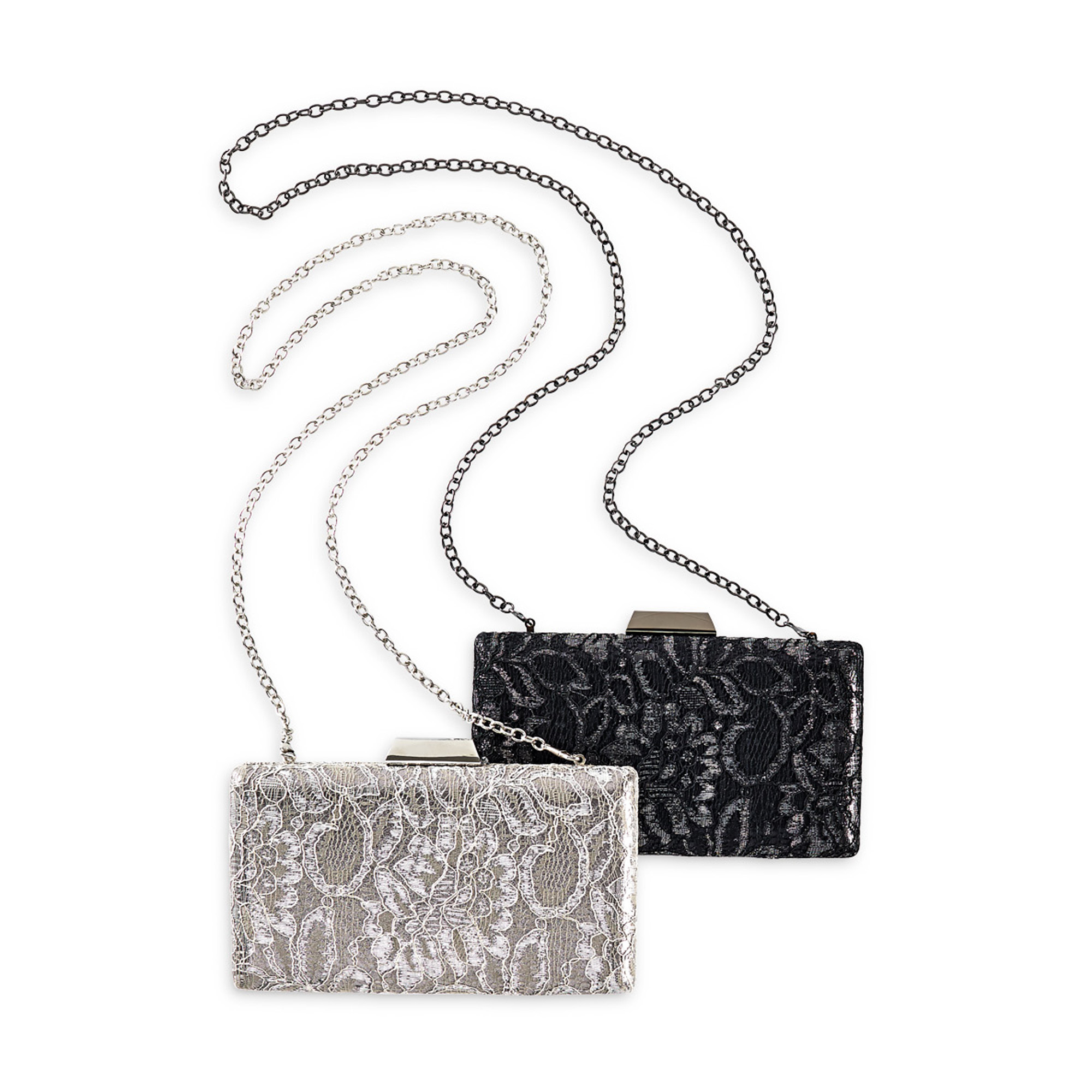 Chantilly Lace Clutch