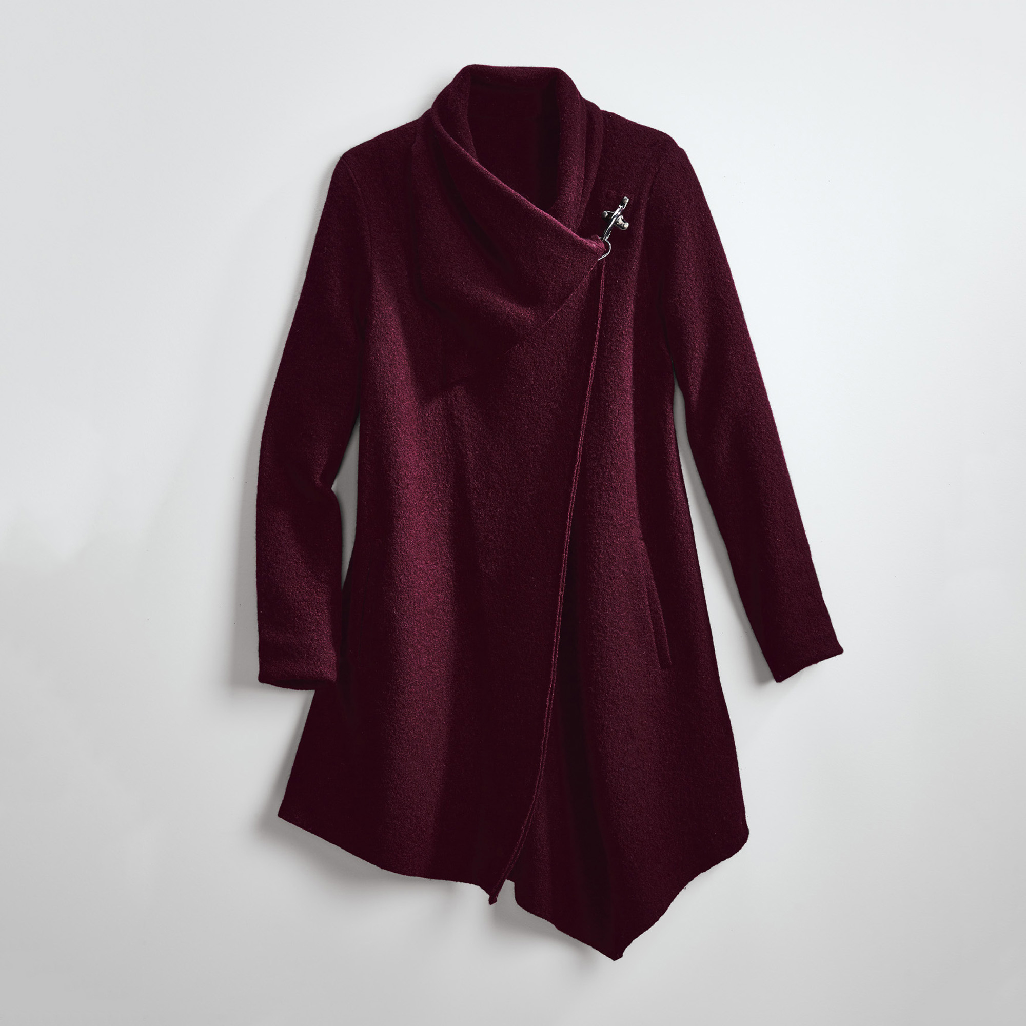 Bianca Wool Coat
