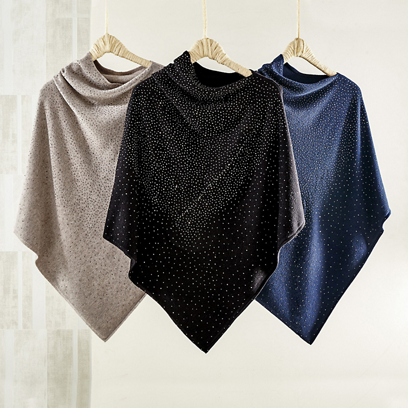 Jeweled Poncho