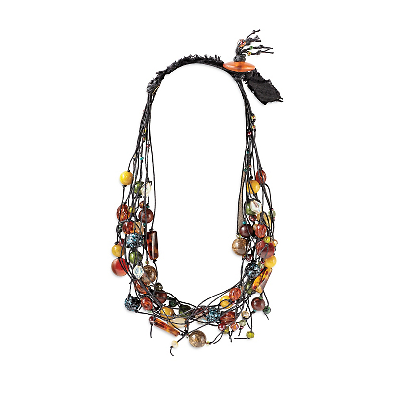 Lolanda Multi-Strand Necklace