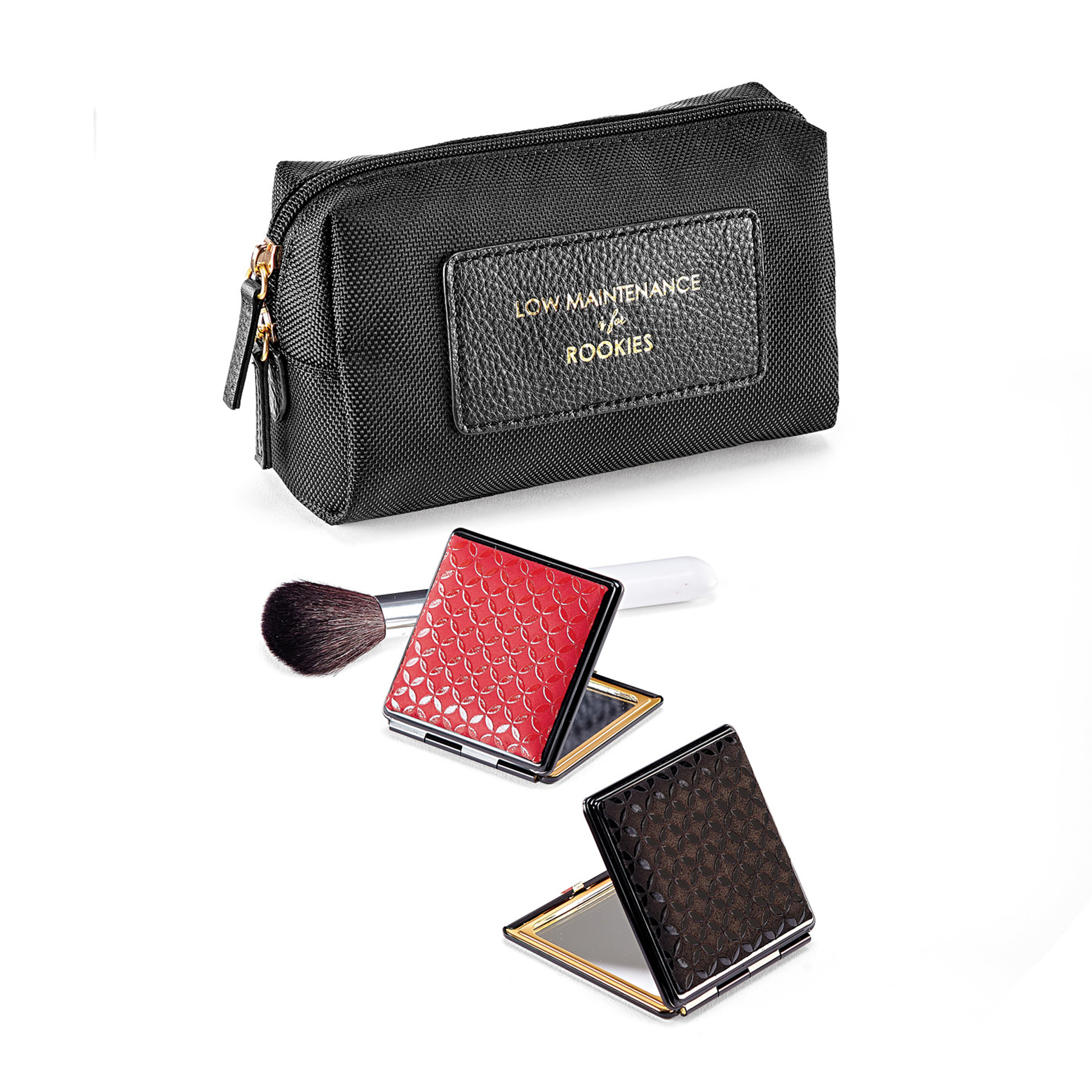 Paige Cosmetic Bag & Mirror