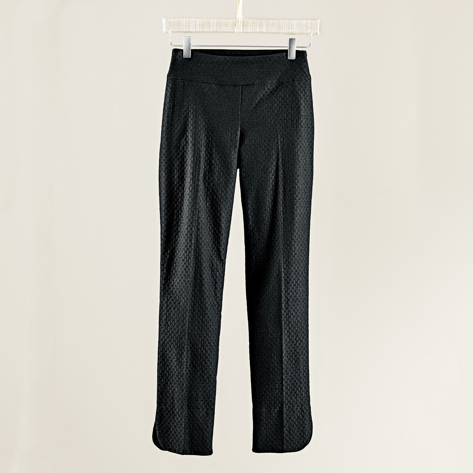 Up! Jacquard Ankle Pants