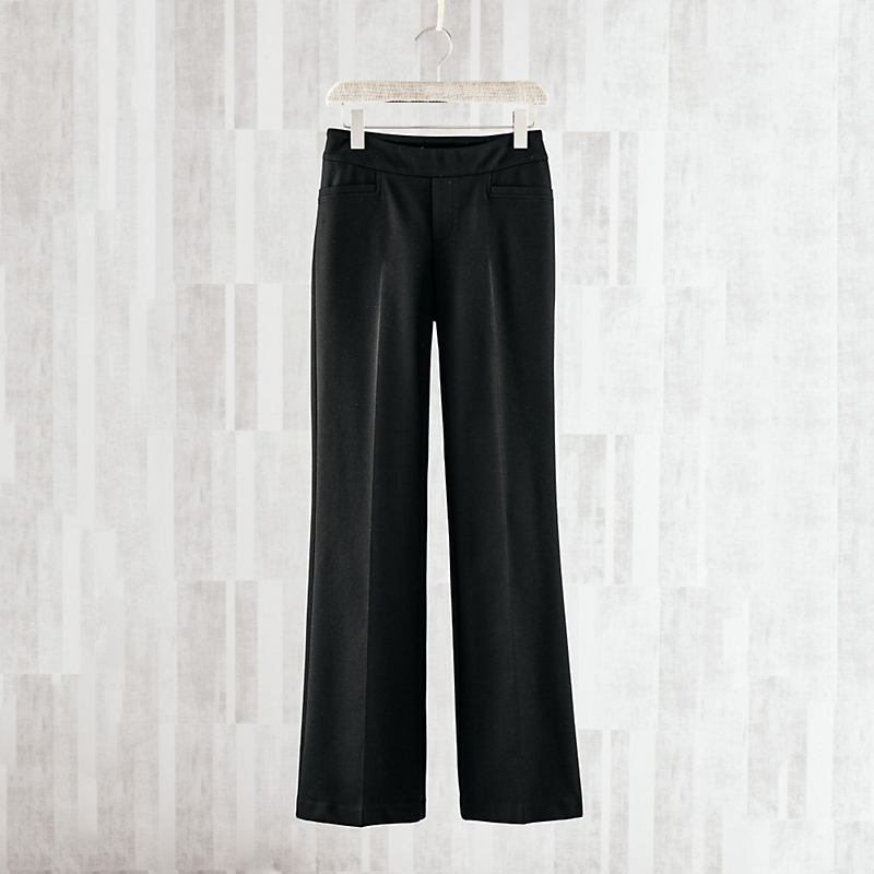 Up! Ponte Bootcut Trousers