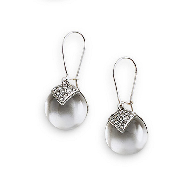 Alexis Bittar Orb Drop Earrings