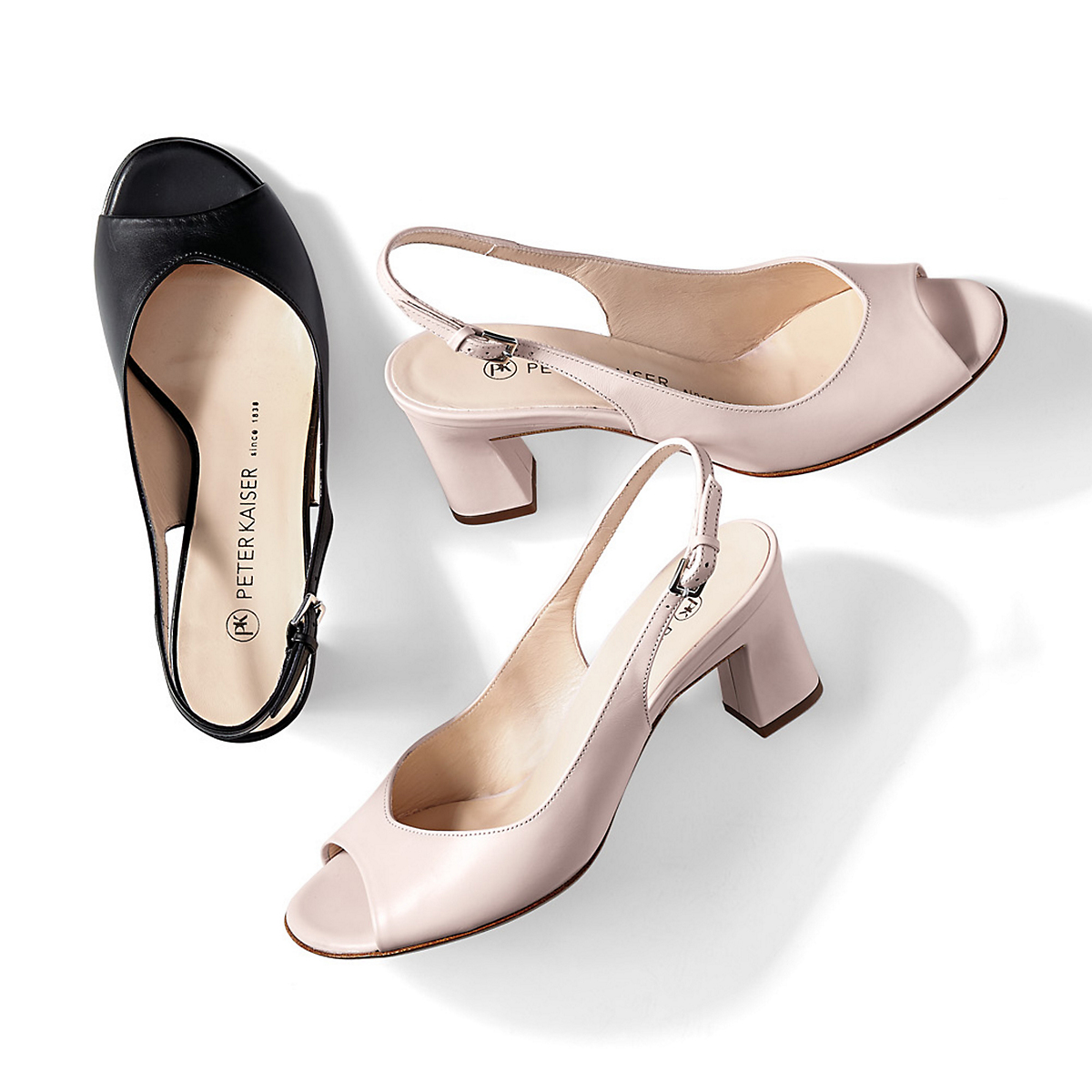 Peter Kaiser Heike Pumps