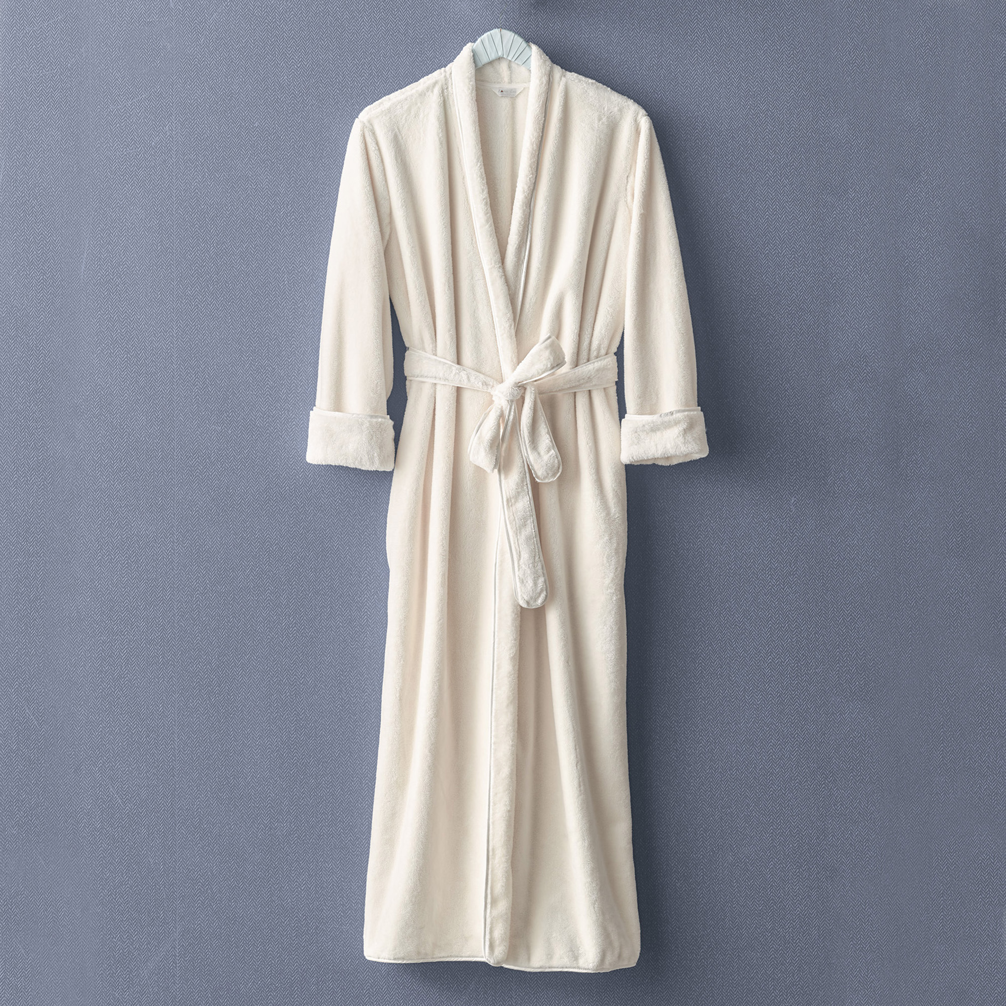 Long Wrap Robe
