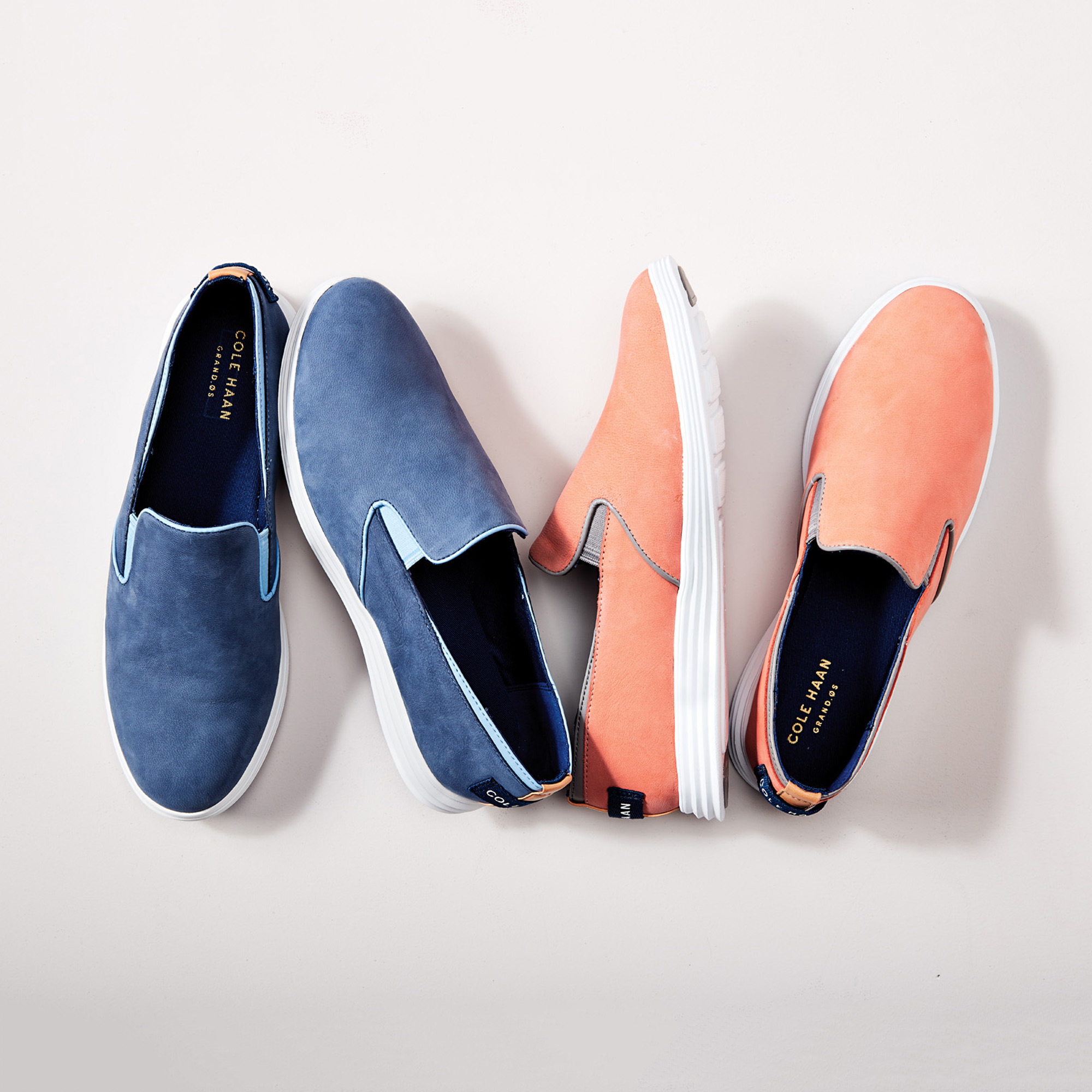 Cole Haan Ella Grand Slip-On Sneakers