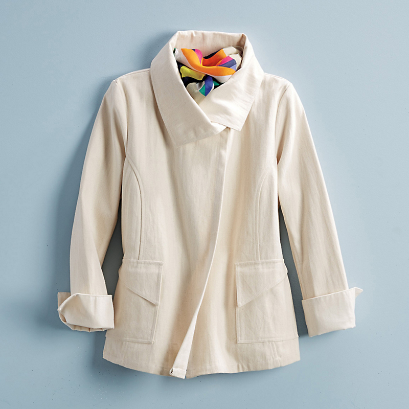 Alexa Canvas Jacket