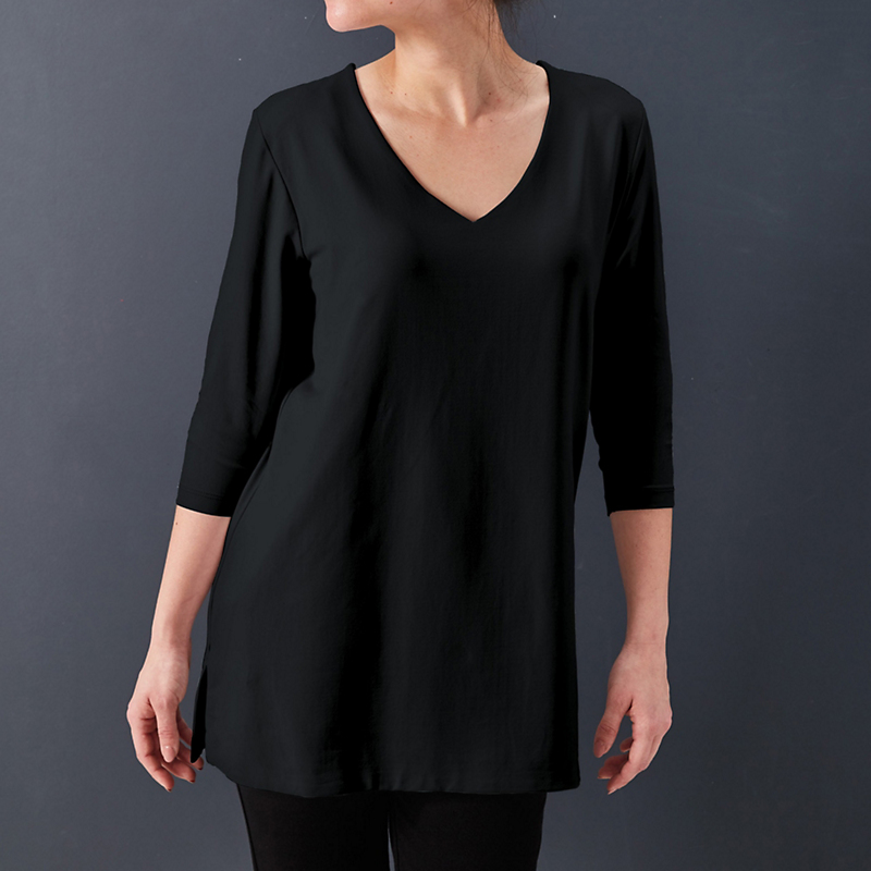 The V-Neck Tunic