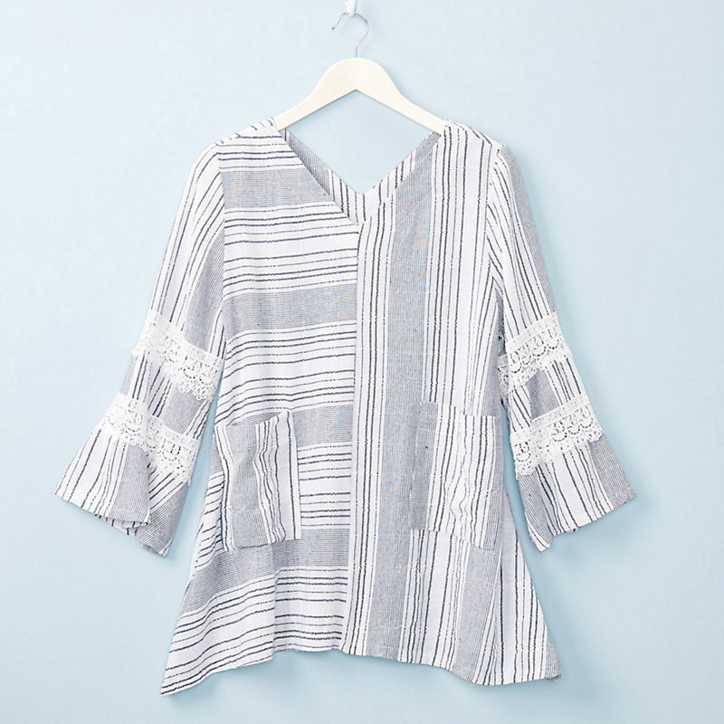 Marina Striped Tunic