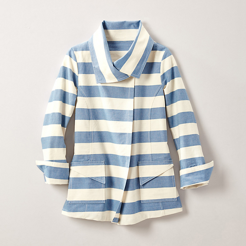 Elsa Striped Jacket