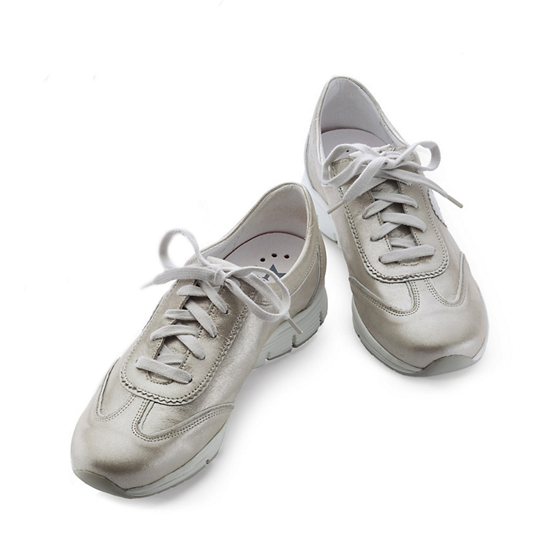 Mephisto Yael Sneakers, Light Gray