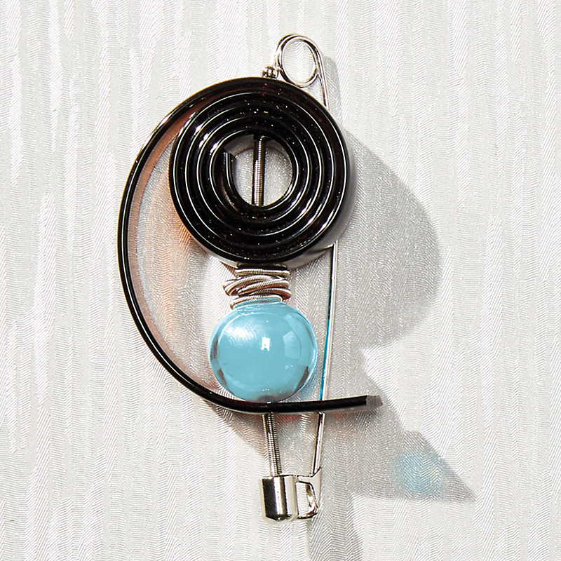 Murano Glass Pin