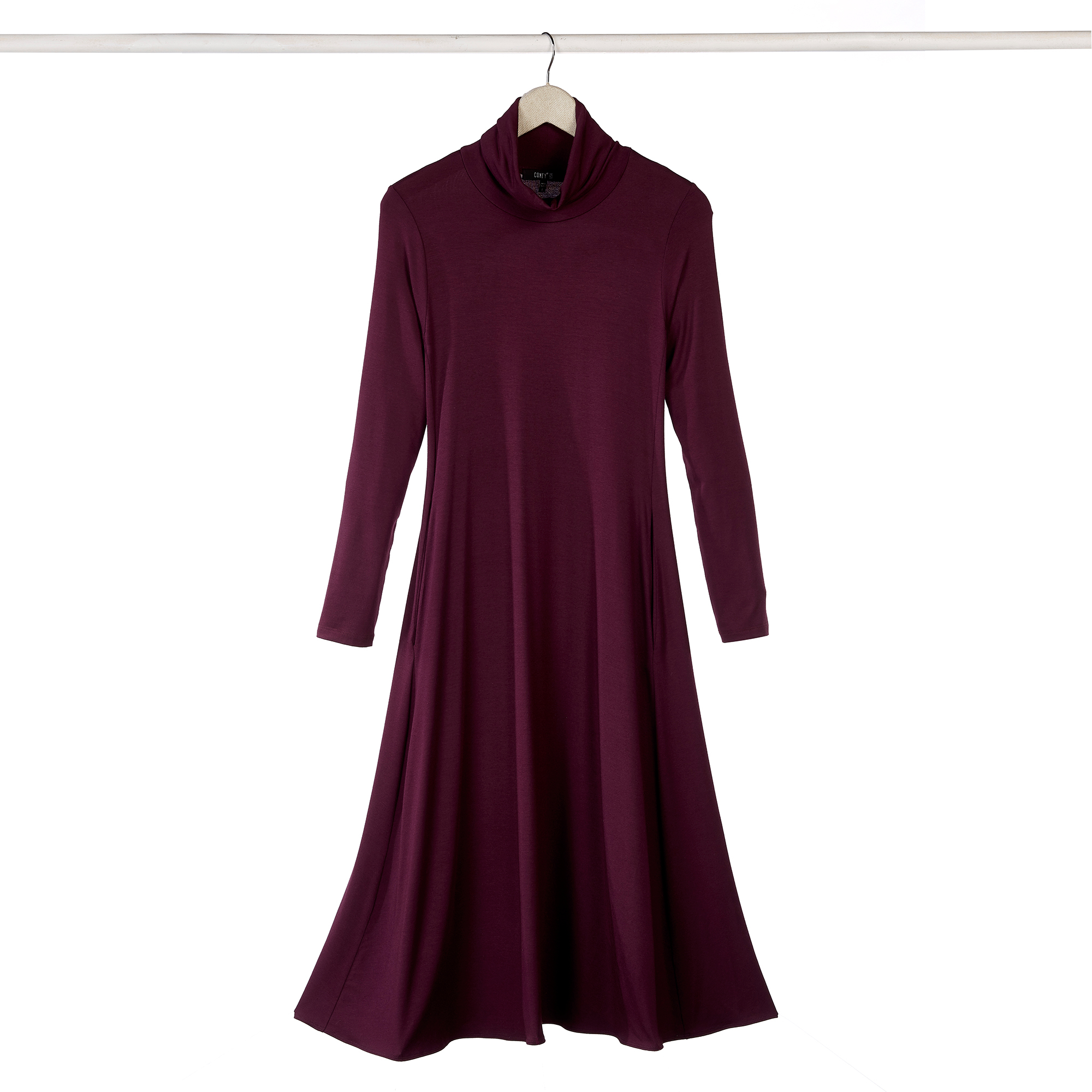 Aline Turtleneck Dress