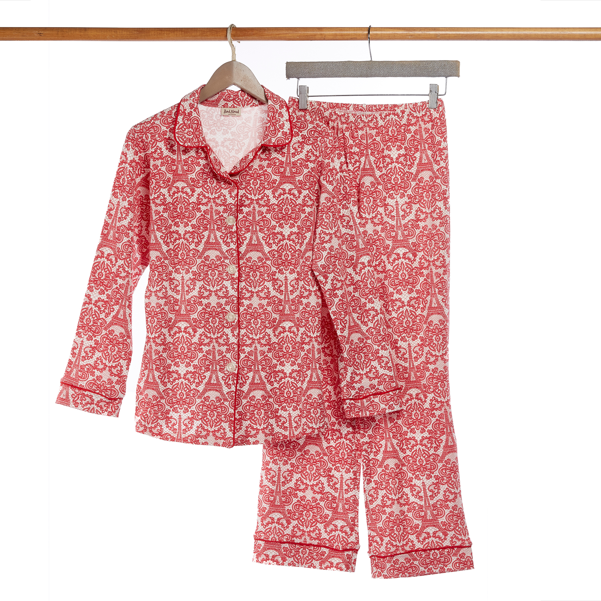 BedHead Rouge French Lace Pajamas