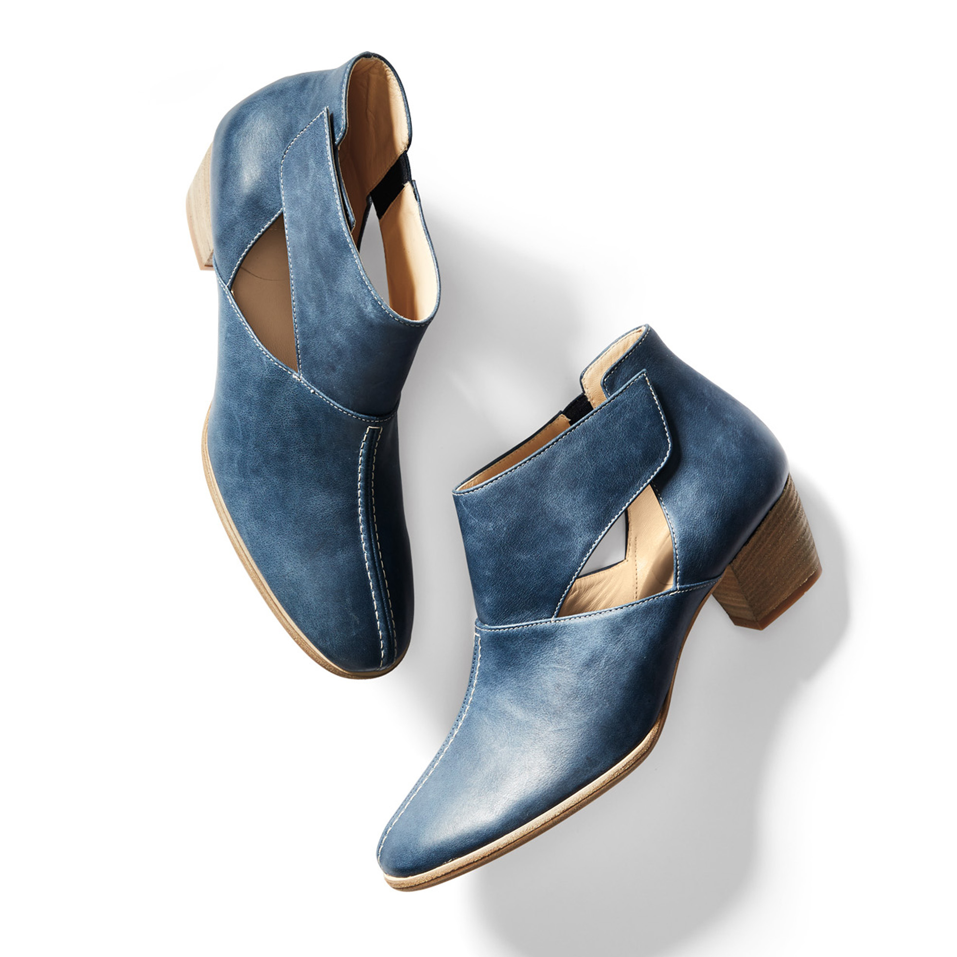 Classic ankle boots - amalfi navy