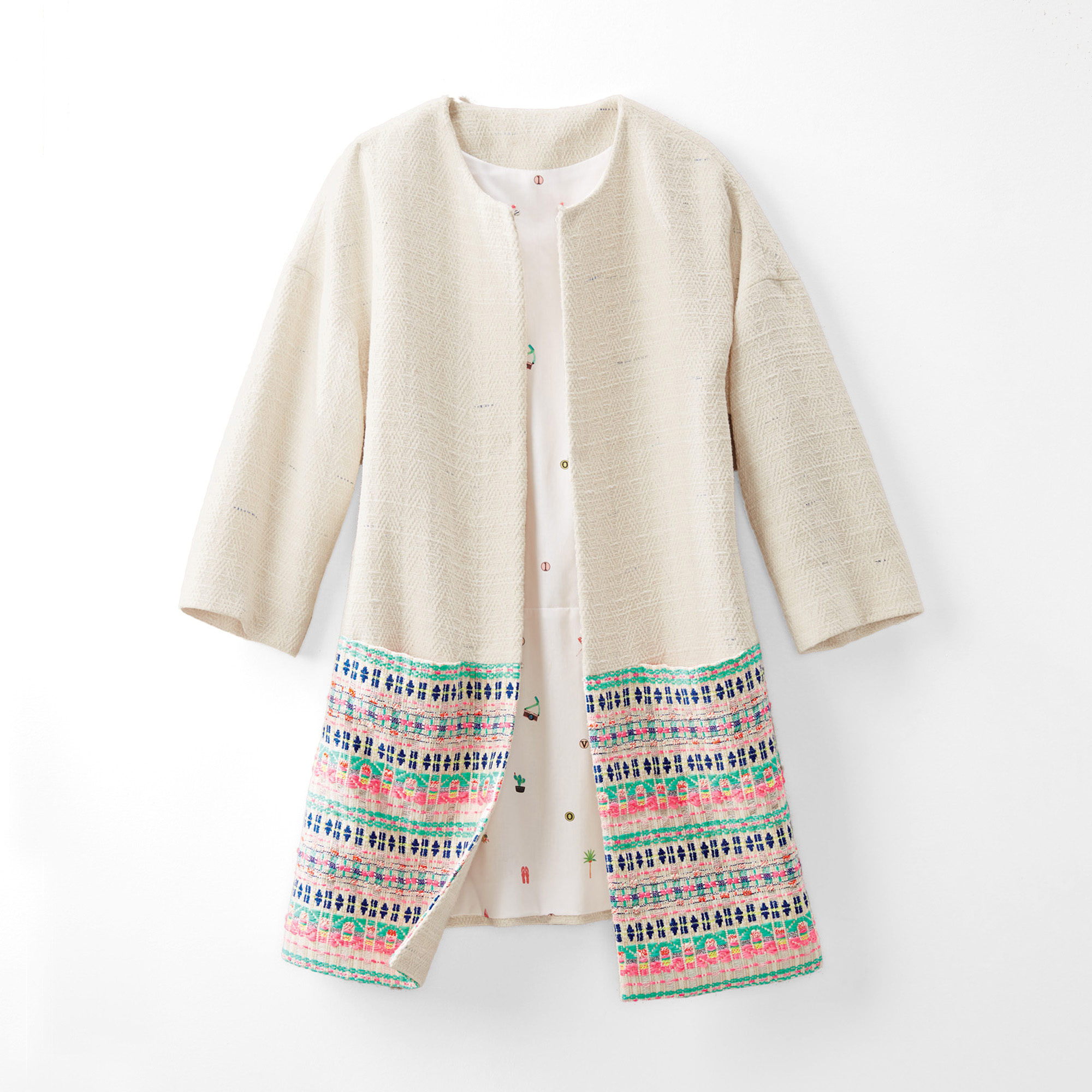 Sarah Embroidered Jacket