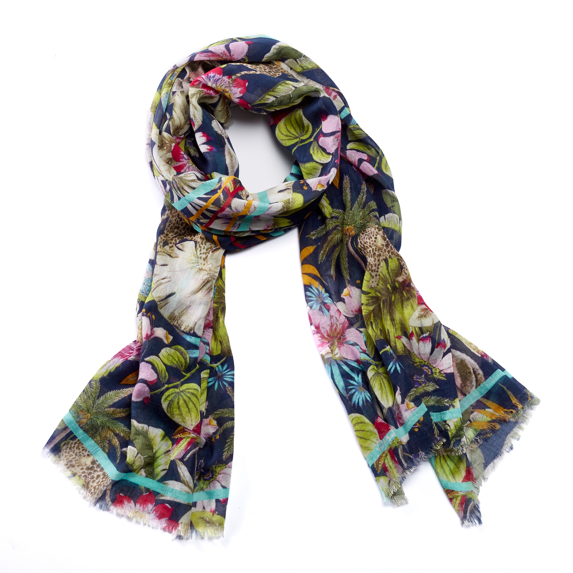 Rainforest Scarf